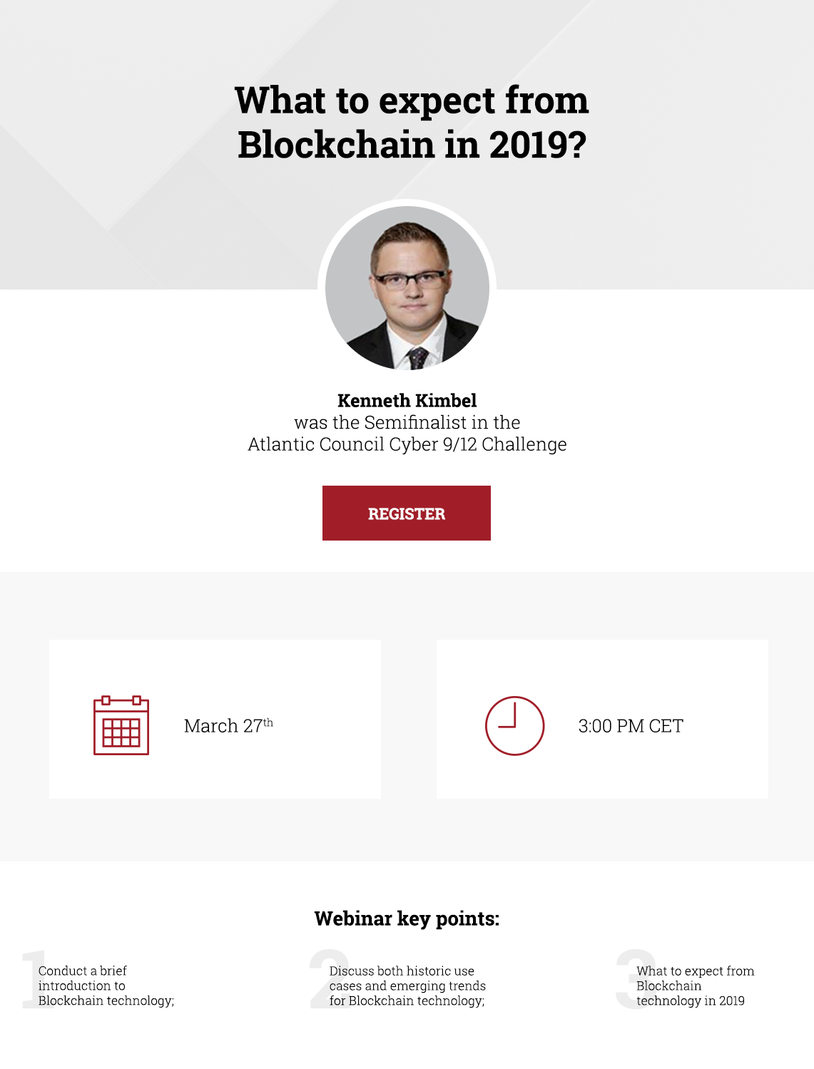 What to expect from Blockchain in 2019?