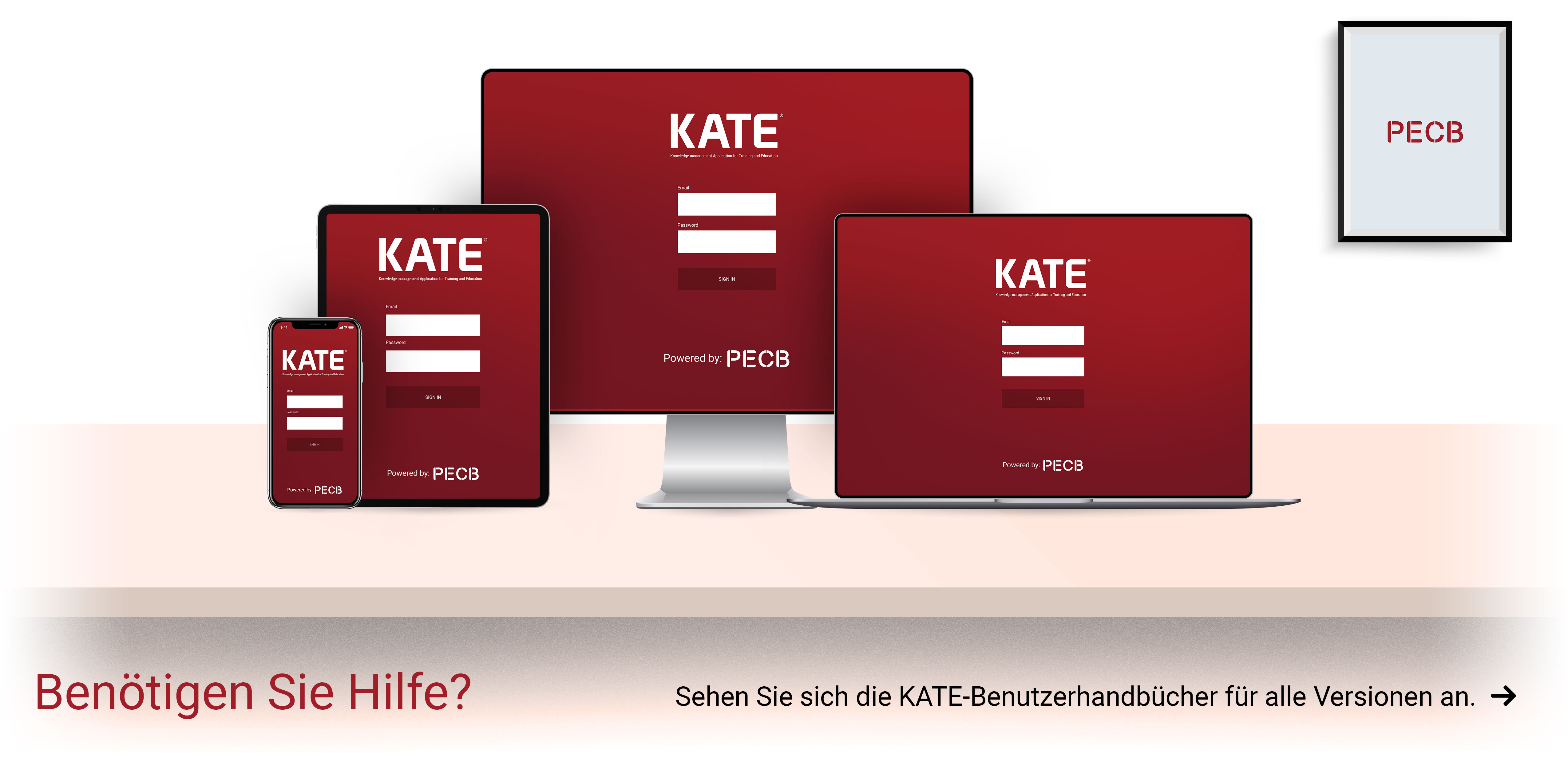 KATE Application