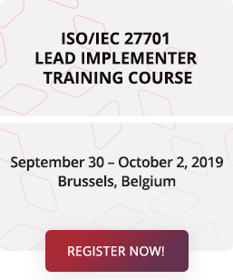 ISO/IEC 27701 Lead Implementer Training Course