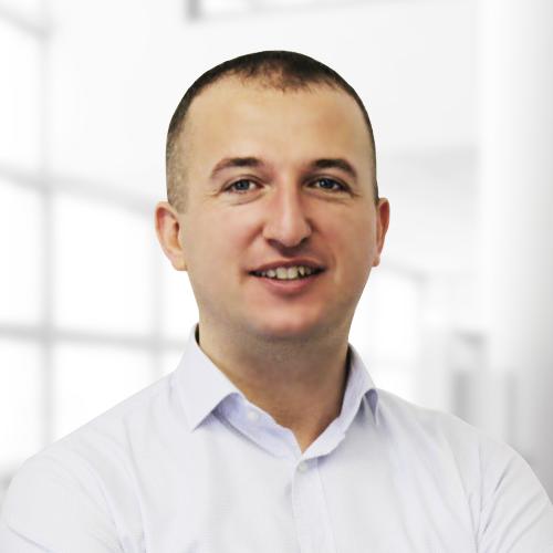 Mustafe Bislimi - Managing Director