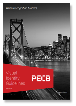 PECB Brand Book - Visual Identity Guidelines