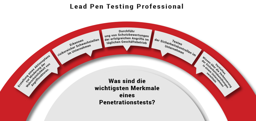 Pen Test Infographic