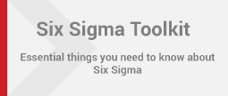 six sigma toolkit