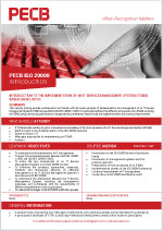 ISO/IEC 20000 Introduction