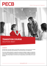 Transition Course ISO 9001