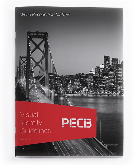 PECB - Brand Book - Visual Identity Guidelines