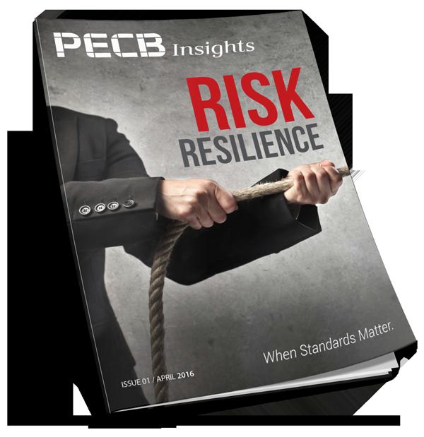 PECB Insights - Magazine - ISSUE 01 / APRIL 2016