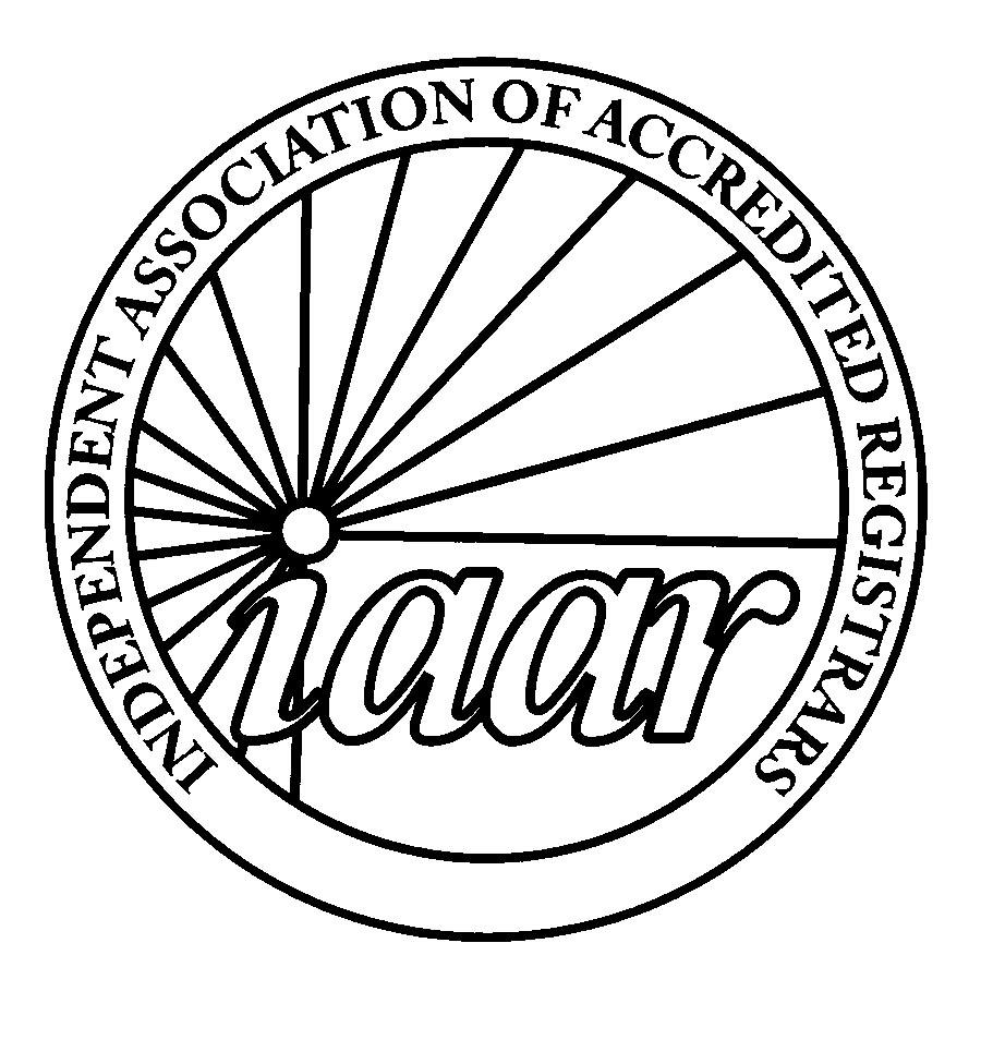 The Independent Association of Accredited Registrars