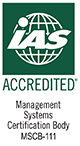 ISO/IEC 17021 Accreditation from IAS